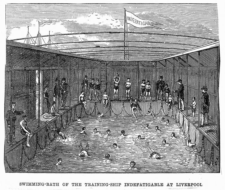 Victorian child reformatories were more successful than