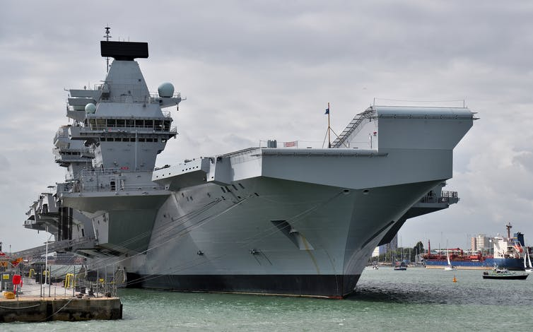 Shipbuilding in Britain: how to reboot it