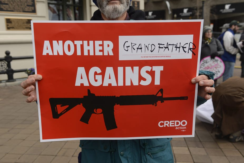 Faking waves: how the NRA and pro-gun Americans abuse