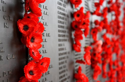 Flowers Remembrance And The Art Of War