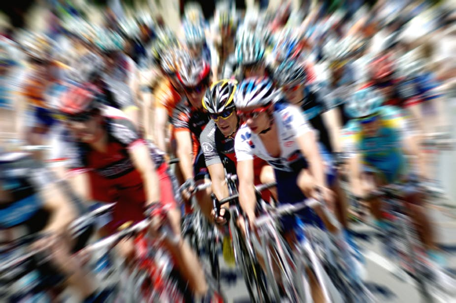 lance armstrong doping and the illusion of control