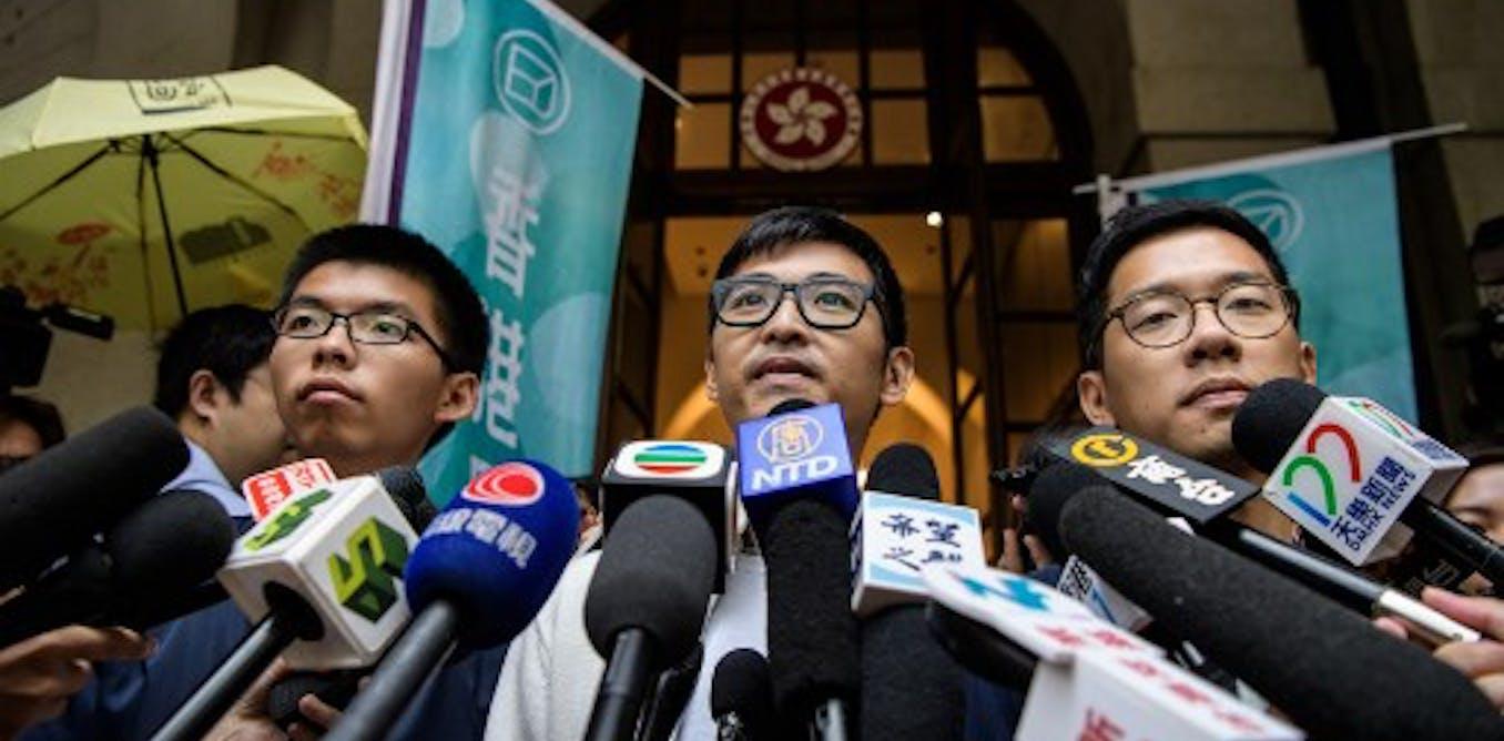 How Hong Kong Umbrella movement was crushed and pro-democracy activists gradually silenced