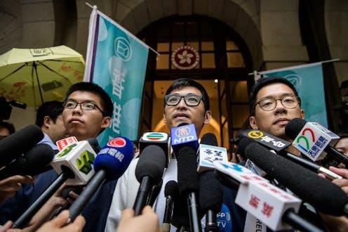 How Hong Kong Umbrella movement was crushed and pro