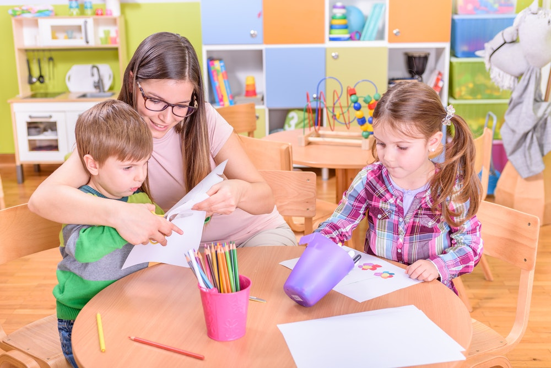 Teaching Kids 21st Century Skills Early Will Help Prepare Them For