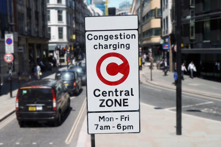 City-wide trial shows how road use charges can reduce traffic jams