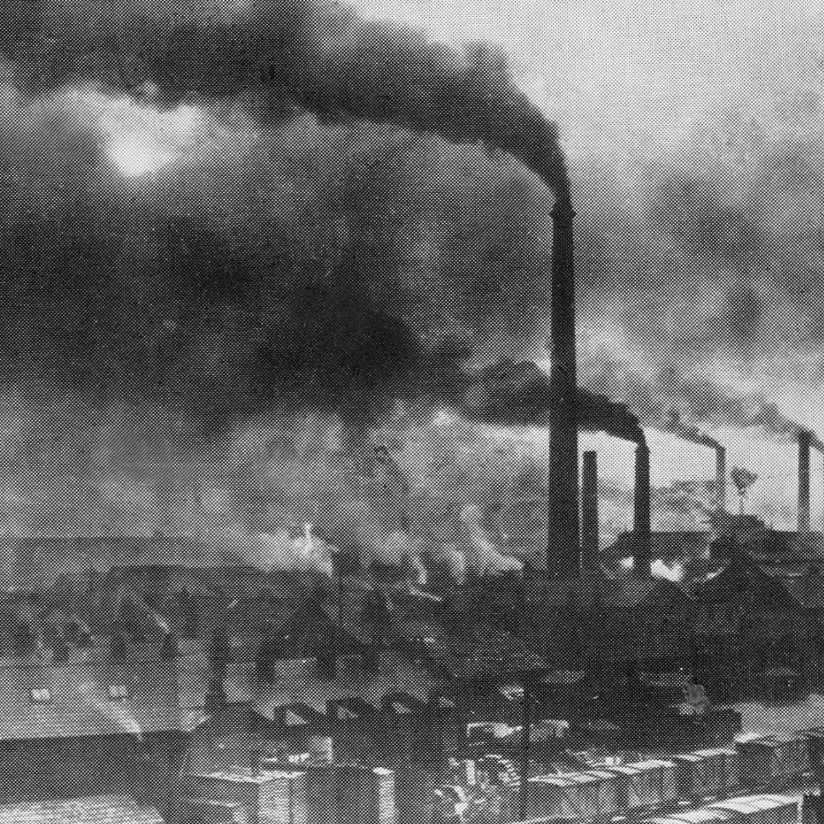 Air pollution in Victorian-era Britain – its effects on