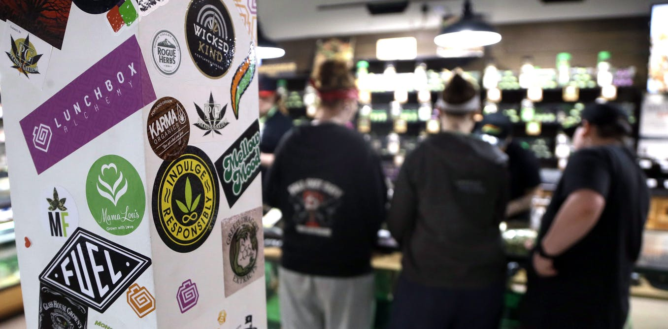 Where's the weed?' Branding is essential for cannabis companies