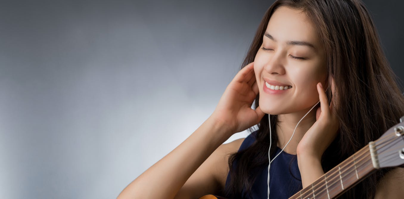 Have scientists found a secret chord for happy songs?