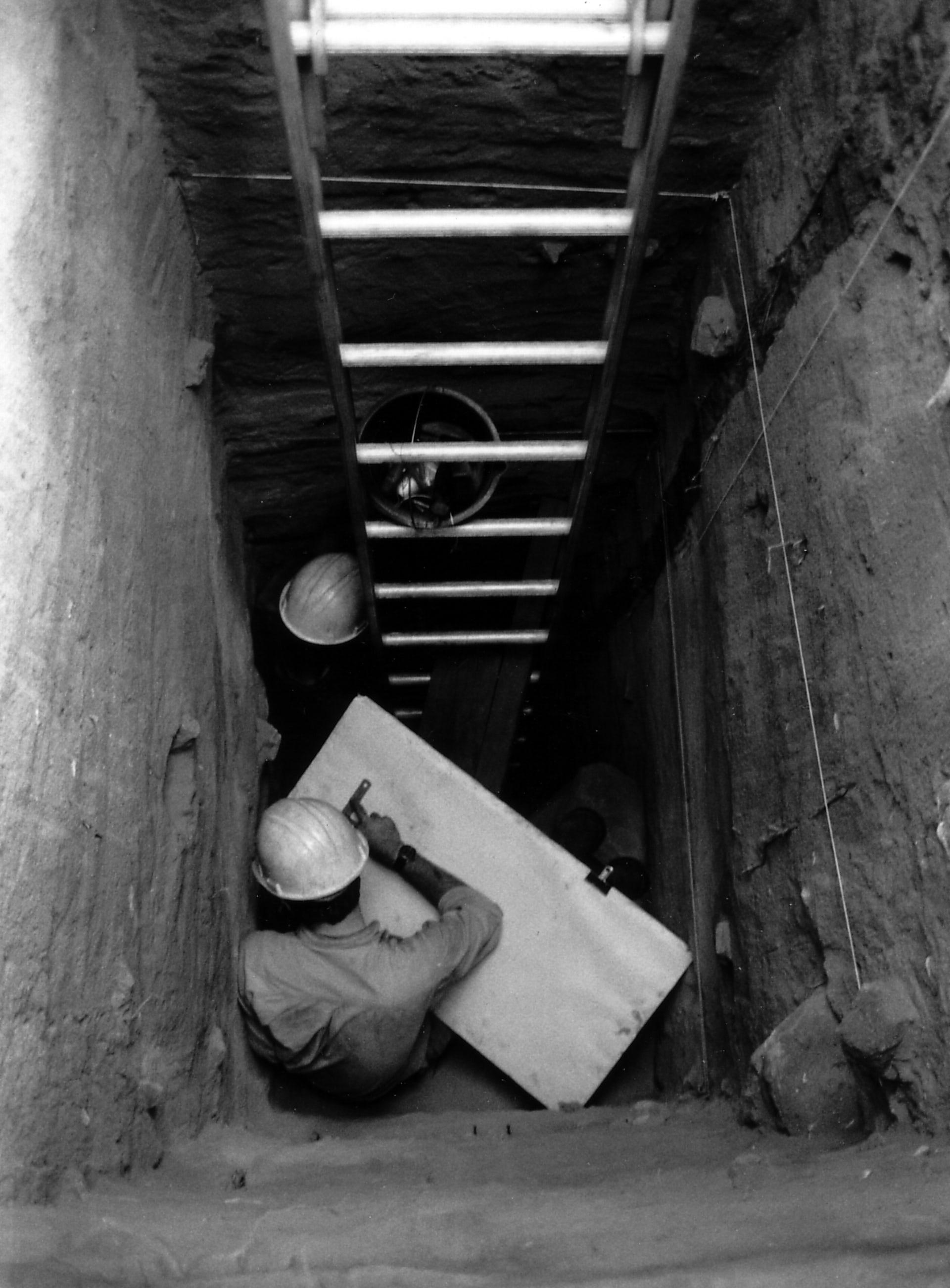The 1989 excavations at Madjedbebe (Malakunanja II), Arnhem Land.