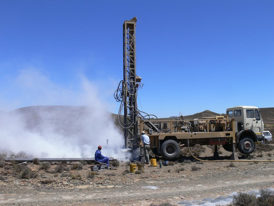 Groundwater maps could help South Africa prepare for safer fracking