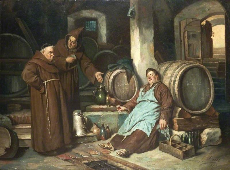 Religious Origins of Wine, Beer, and Liquor alcoholic beverages