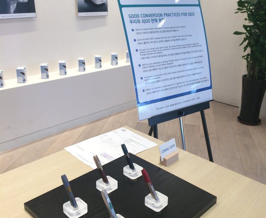 Philip Morris hides data in plain sight on dangers of new