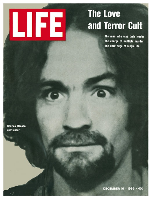 Charles Milles Manson >> Charles Manson: Death of America's 1960s Bogeyman - The Good Men Project