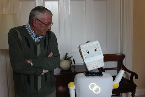 we built a robot care assistant for elderly people here s how it works
