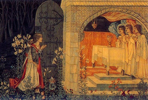 what exactly is the holy grail and why has its meaning eluded us