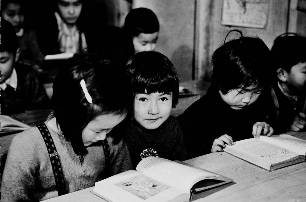 japanese internment diary Based upon the diary of a third-grade class of japanese-american children being held with their families in an internment camp during world war ii, the children of topaz gives a detailed portrait of daily life in the camps where japanese-americans were taken during the war.
