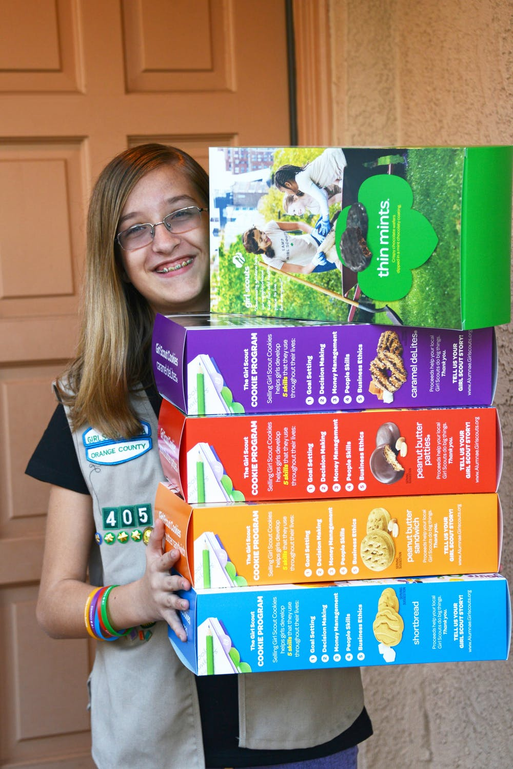 a34ba1a9d7339 Buying cookies for the armed forces from the Girl Scout next door because  you know her is a sign that social motivations shape your charitable giving.