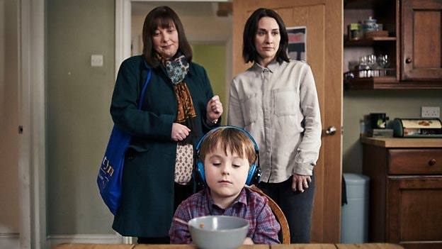 (The A Word tackles parts of life that aren't always easy. BBC Images)