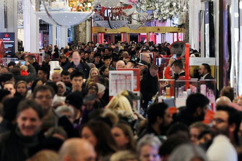 Retail Rage Why Black Friday Leads Shoppers To Behave Badly