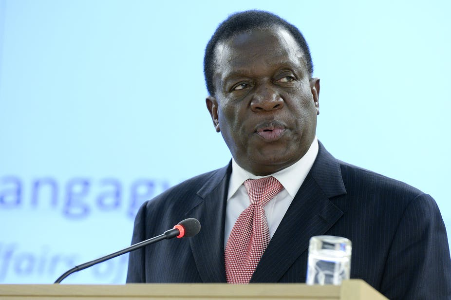 Will Mnangagwa usher in a new democracy? The view from ...