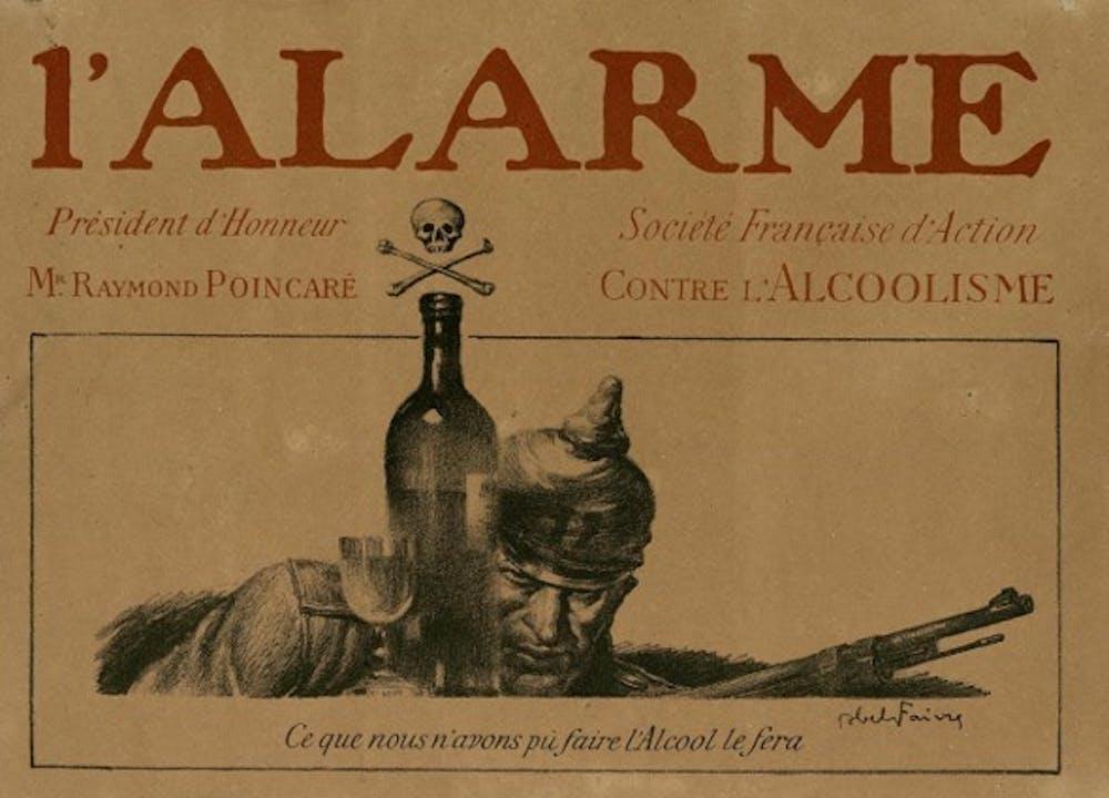 Produire Et Consommer Les Vins Et Alcools En France De 1914 1918