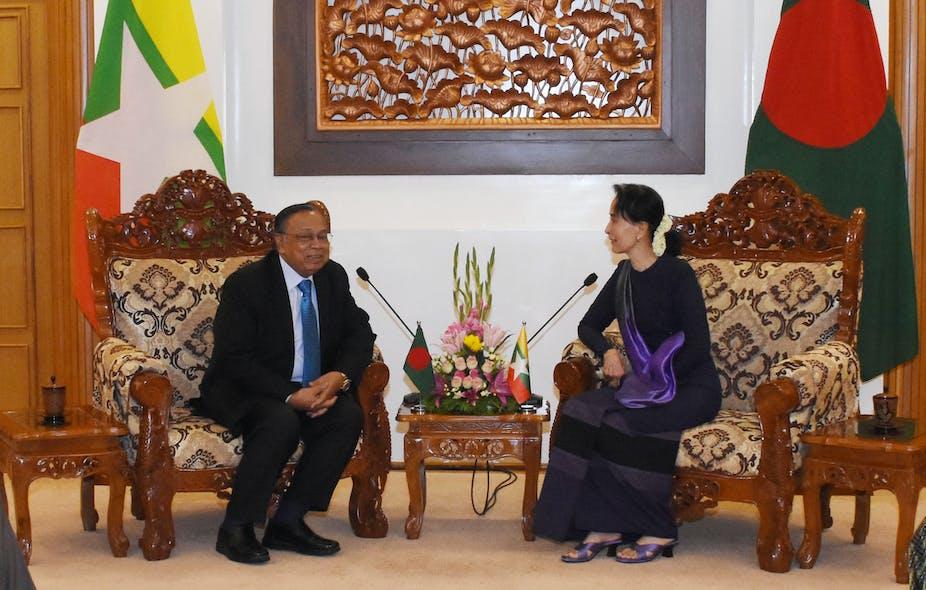 Bangladesh e Birmania