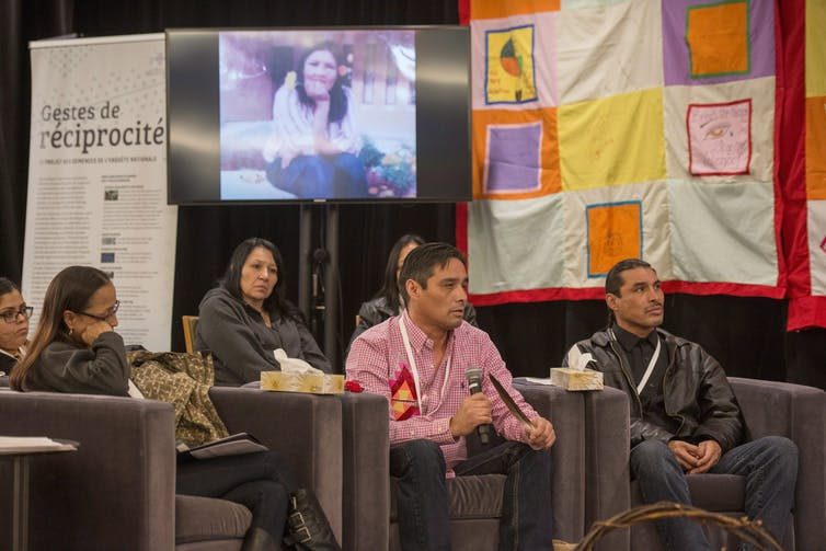 Missing and murdered Indigenous women inquiry: We must