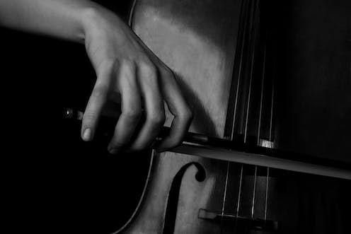 Decoding the music masterpieces: Bach's Six Solo Cello Suites