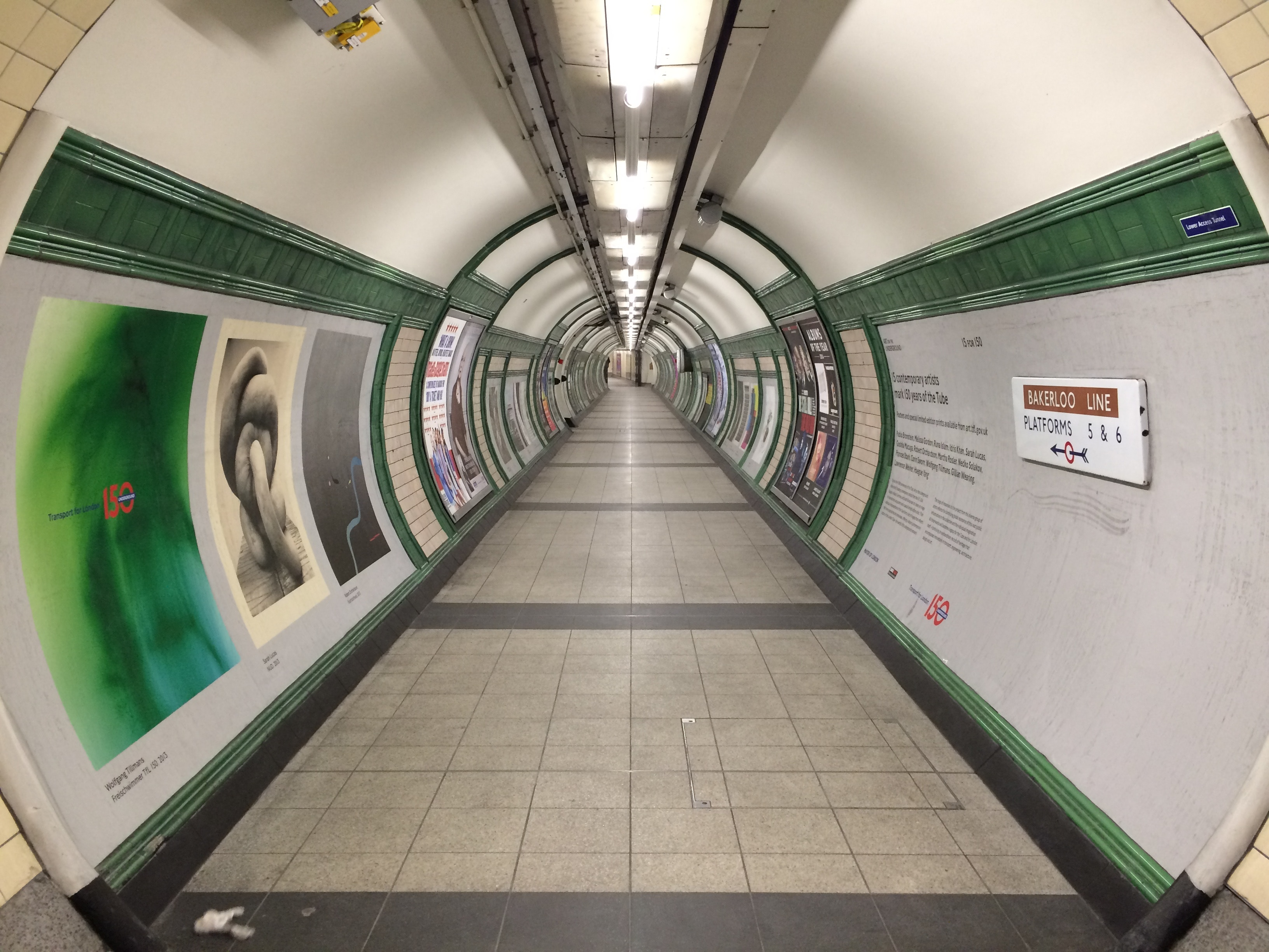 The Tube will soon have internet between underground stations