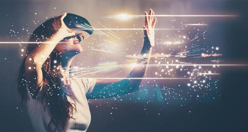 Inspired, magical, connected: How virtual reality can make