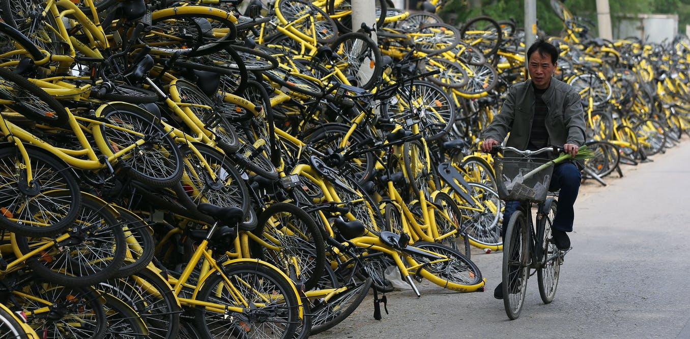 Bike Sharing Fiascoes And How To Avoid Them An Expert S