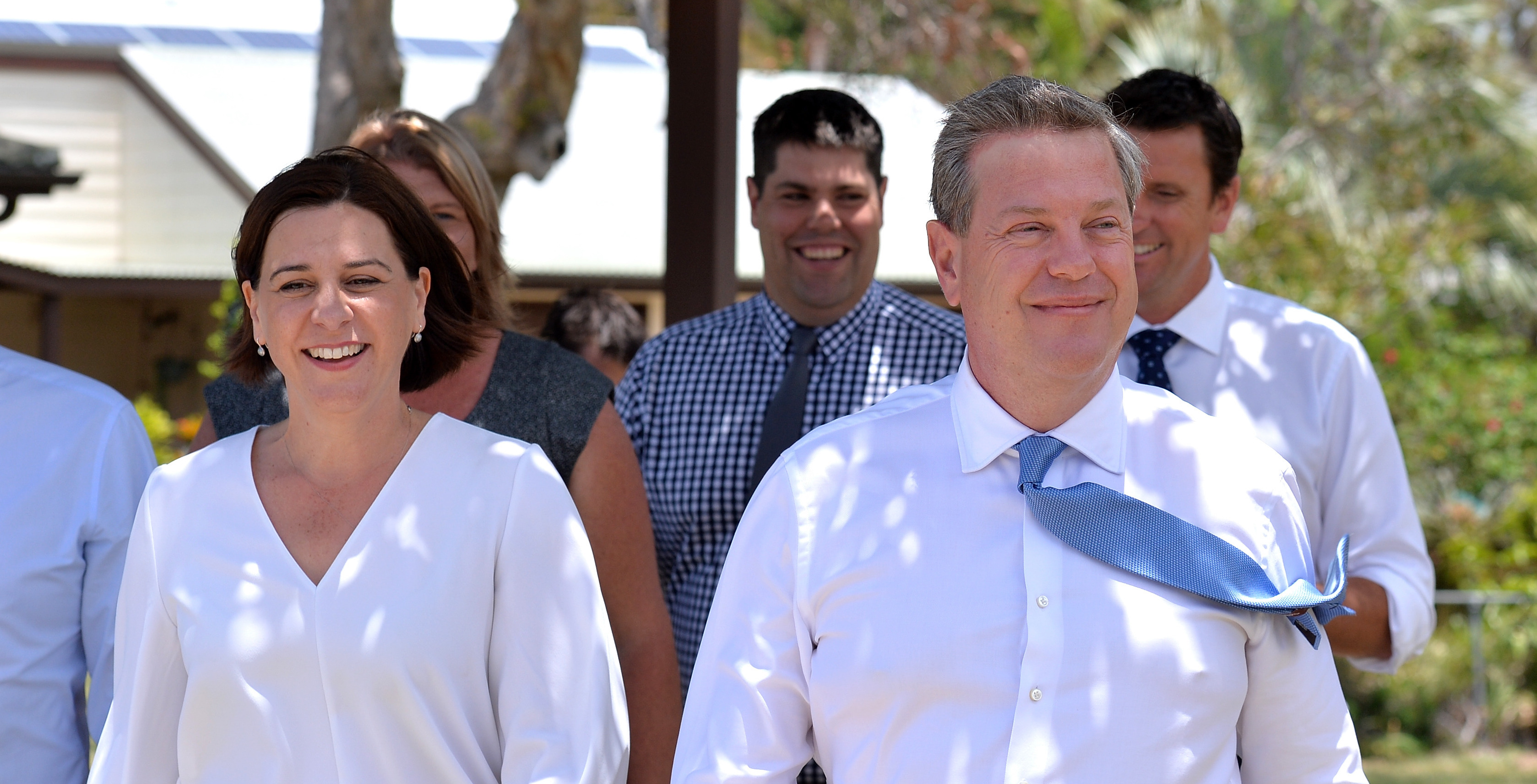 Nicholls still holding out in Qld election