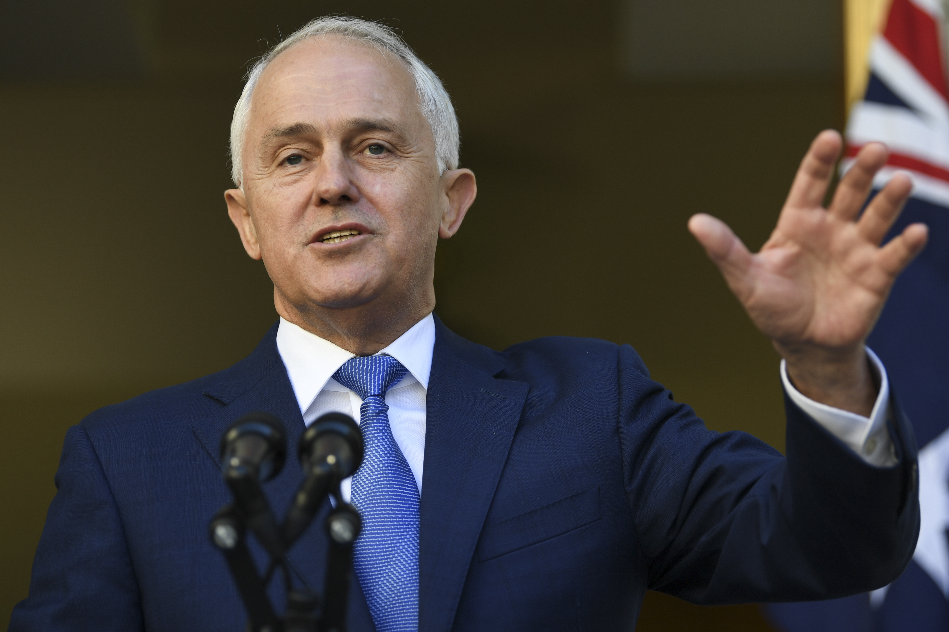 NSW deputy premier says Turnbull should go