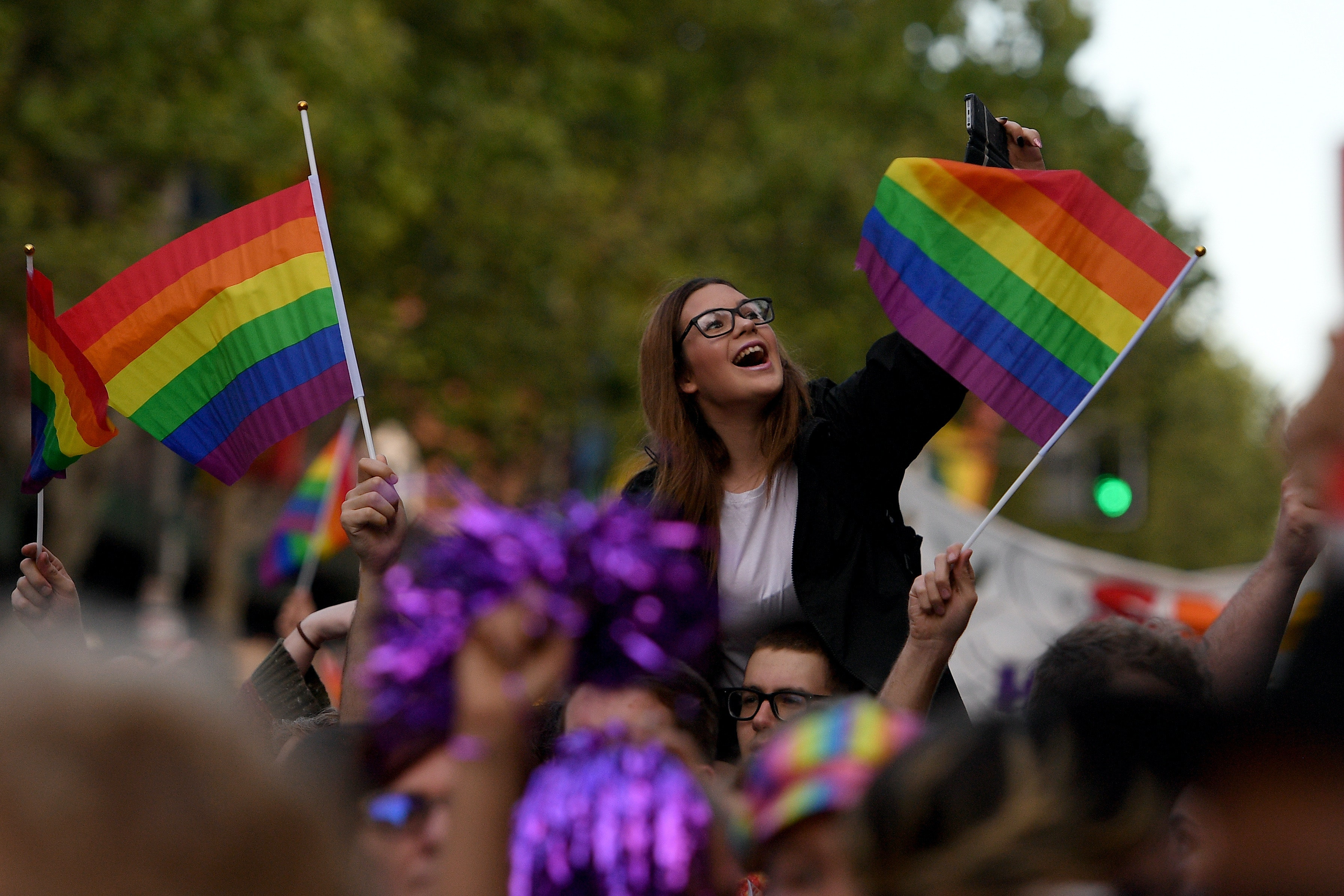 Australia has finally achieved marriage equality, but there's a lot more to be done on LGBTI rights