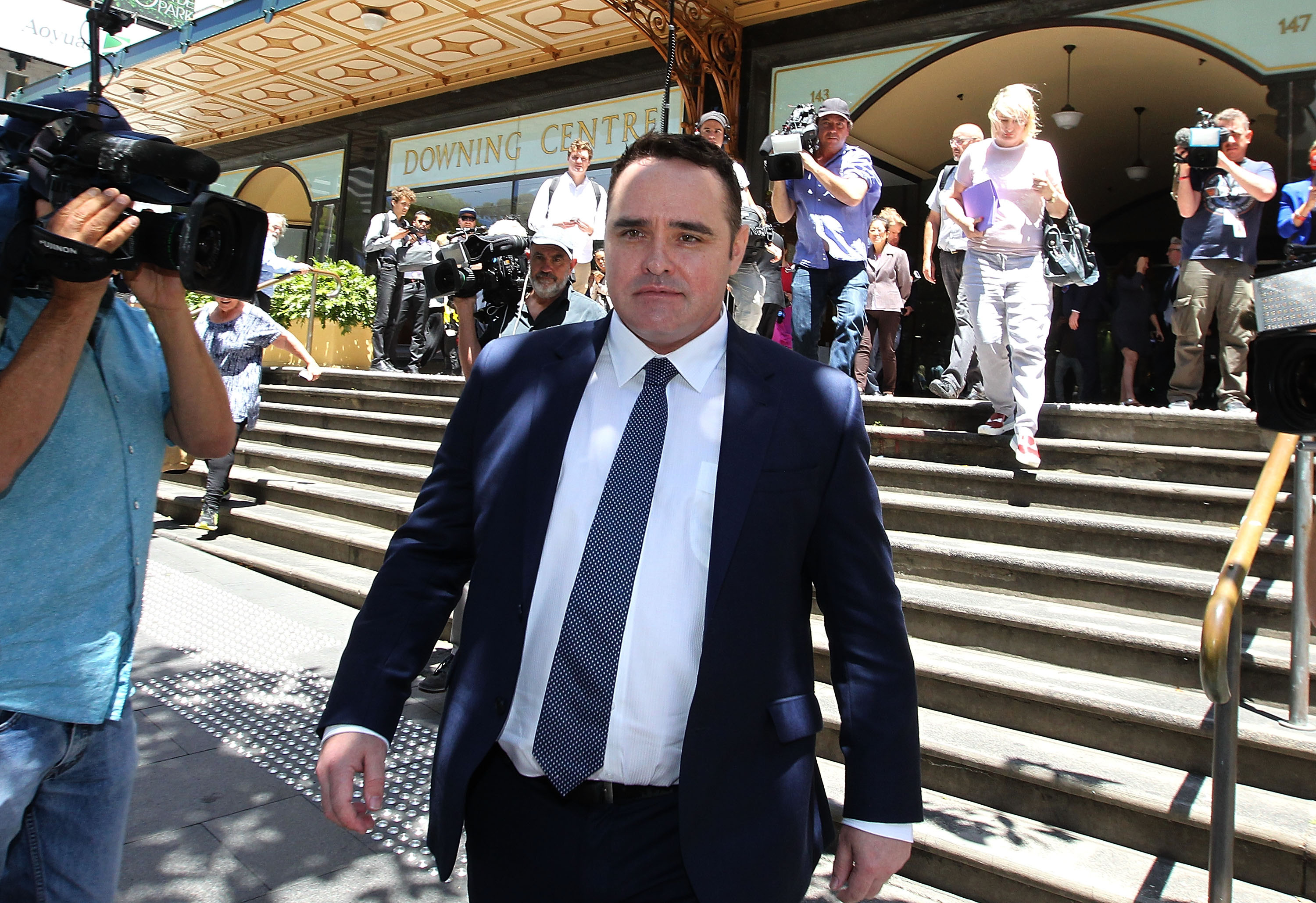 Former ACA Reporter Ben McCormack Avoids Jail Term Over Child Porn