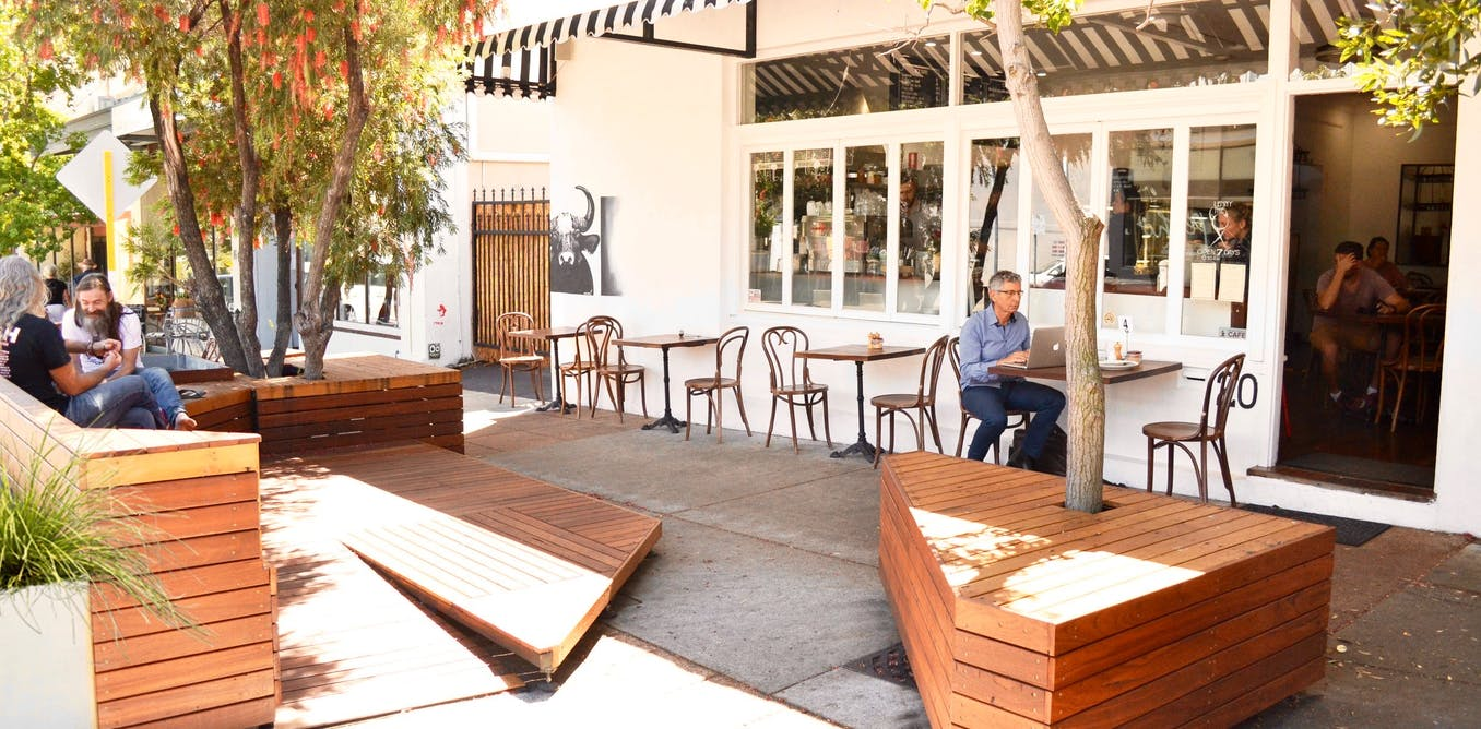 People love parklets, and businesses can help make them happen