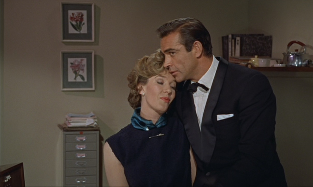 what would moneypenny do  sexual harassment  desire and