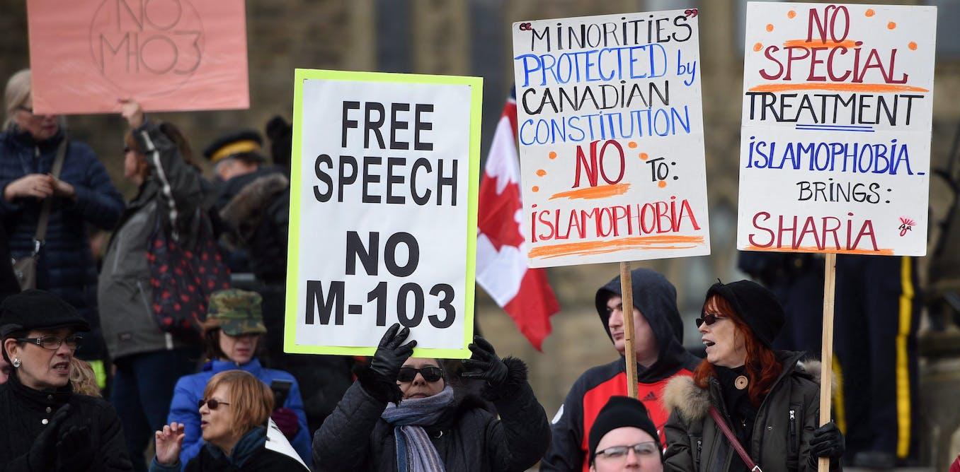 Transphobia, Islamophobia and the free speech alibi
