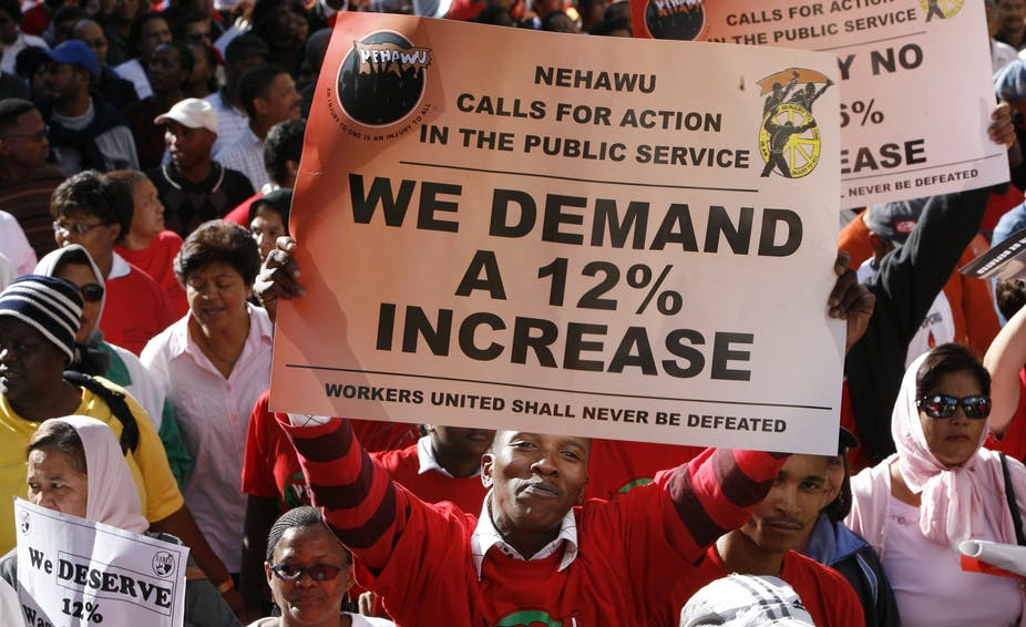 Why changes to South Africa's labour laws are an assault on workers