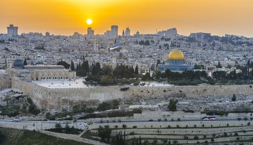 Jerusalem Israel Palestine