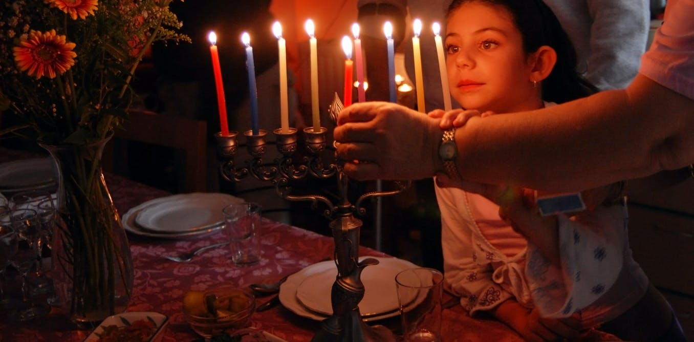 a history of hanukkah a jewish annual festival