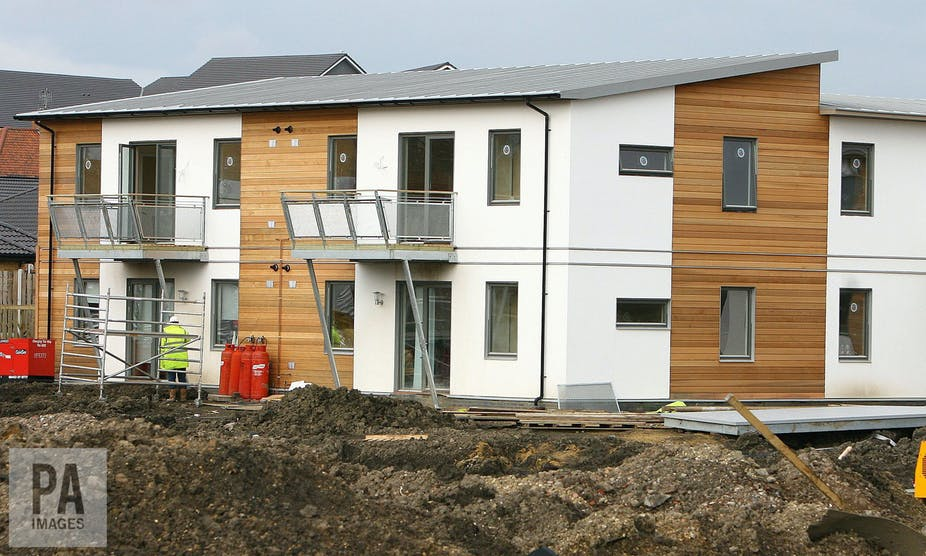 New Housing Can Be Affordable And Homely If Builders Learn Lessons From The Car Industry Ikea