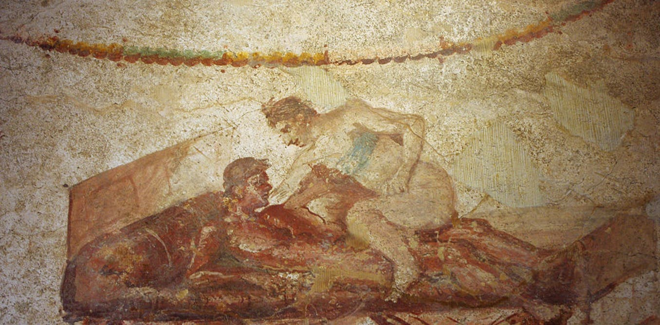 The Grim Reality Of The Brothels Of Pompeii-6285