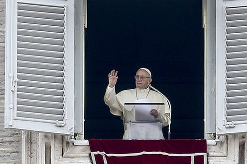 Lead us not into temptation': why Pope Francis is wrong about the