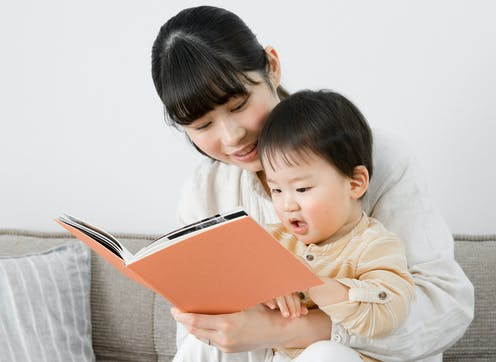 Choosing A Mental Health Professional For Your Child Child >> For Baby S Brain To Benefit Read The Right Books At The Right Time