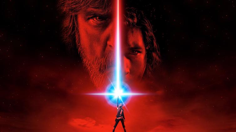 Star Wars Luke Skywalker The Last Jedi Disney Lucasfilm