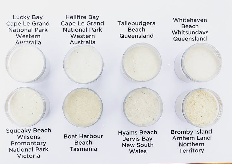 Our whitest sandy beach: Why this beach in WA claims