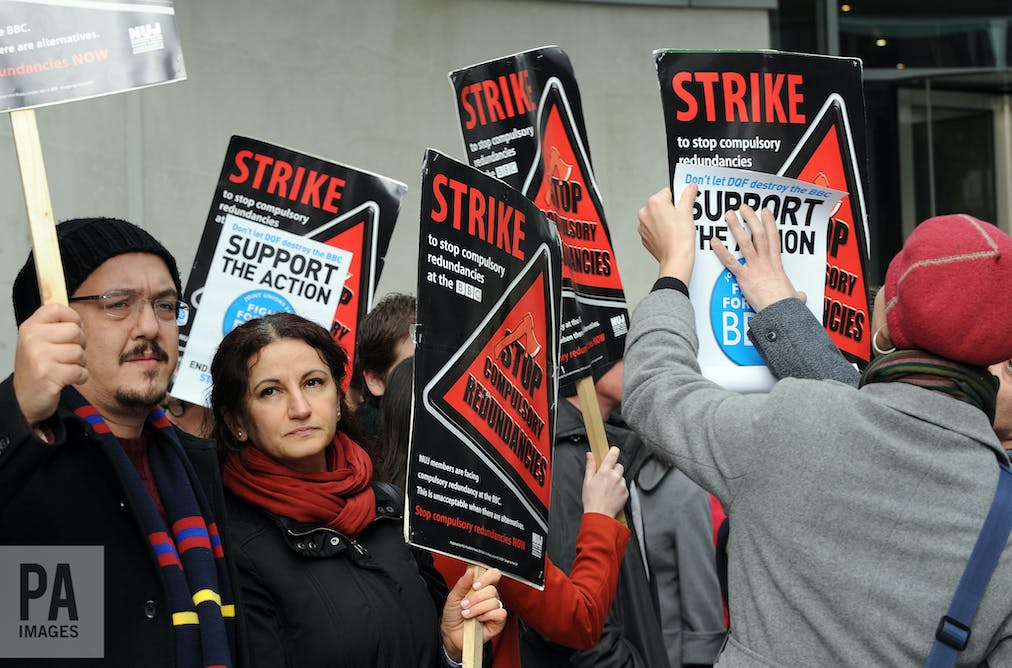 benefits of going on strike