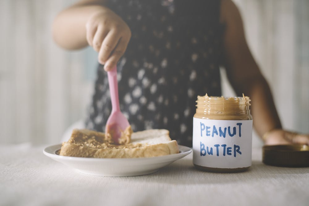 Can i prevent food allergies in my kids peanuts should be introduced before one year of age from shutterstock forumfinder Choice Image