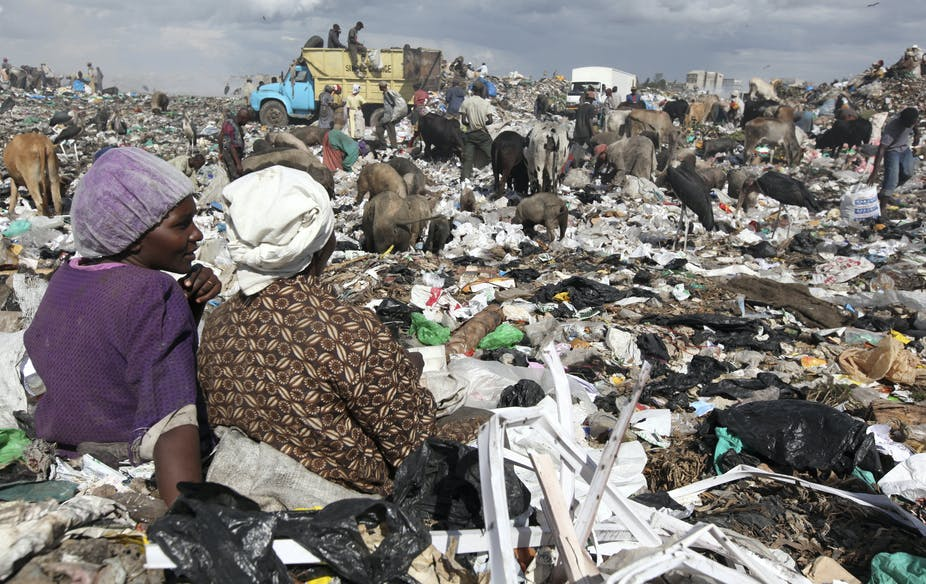 it will take more than good intentions to clear nairobi s garbage